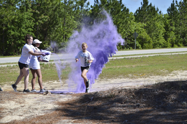 Color Run NCHS 005