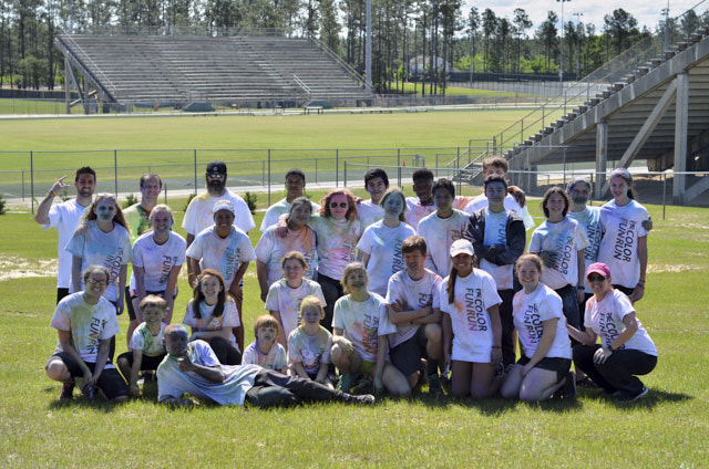 Color Run NCHS 011