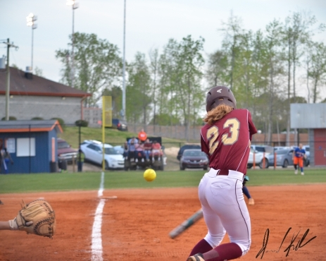 AJ vs Buford softball 45180224