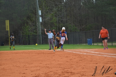 AJ vs Lancaster JV and V softball 43180225