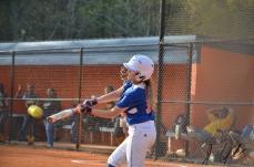 AJ vs Lancaster JV and V softball 43180643