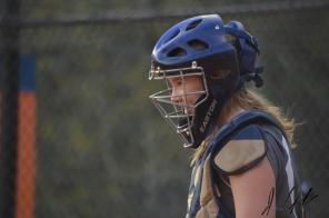 AJ vs Lancaster JV and V softball 43180939