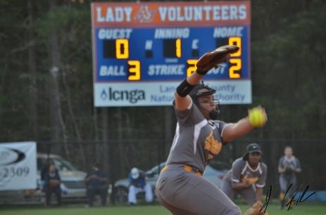AJ vs Lancaster JV and V softball 43180964