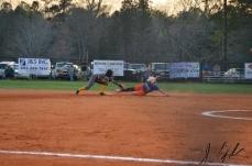 AJ vs Lancaster JV and V softball 43181085