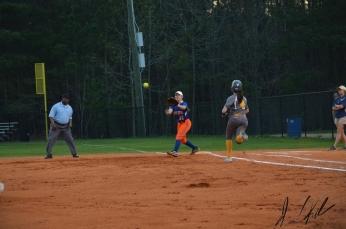 AJ vs Lancaster JV and V softball 43181161