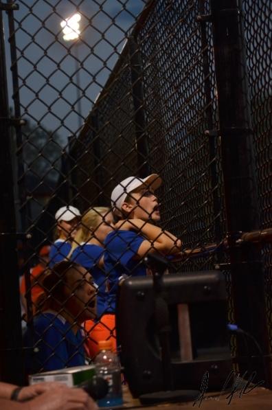 AJ vs Lancaster JV and V softball 43181198