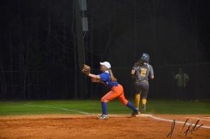 AJ vs Lancaster JV and V softball 43181260