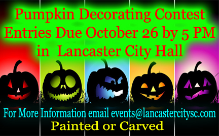 Pumpkin Decorating Contest 18