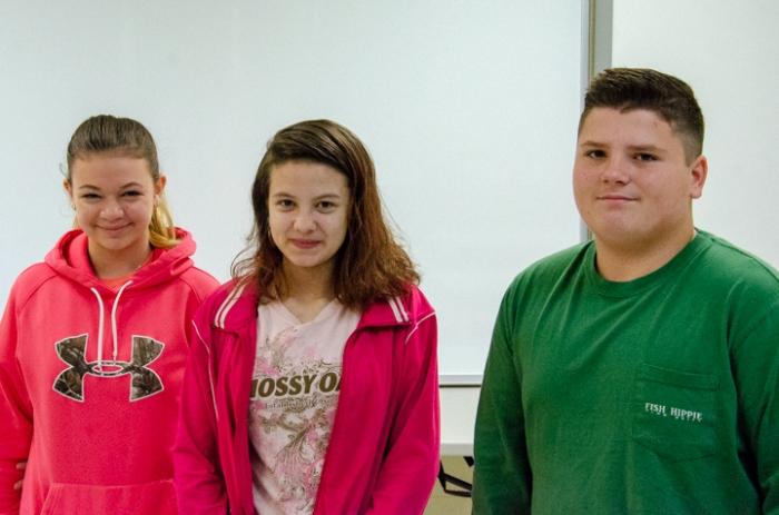 AJMS Students for Vet Day-2288